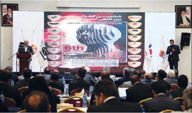مدیرعامل گروه فولاد مبارکه : خام فروشی و عدم تخصیص سنگآهن داخلی معضل اصلی فولادسازان کشور است