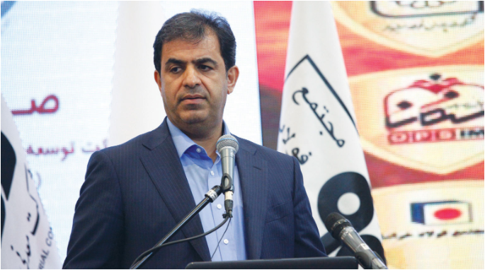 معاون وزیر صمت: تأمین سنگ آهن فولاد مبارکه از اولویت های ایمیدرو