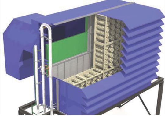 افزایش ۱۰ مگاواتی ظرفیت تولید توربین گازی نیروگاه فولاد مبارکه