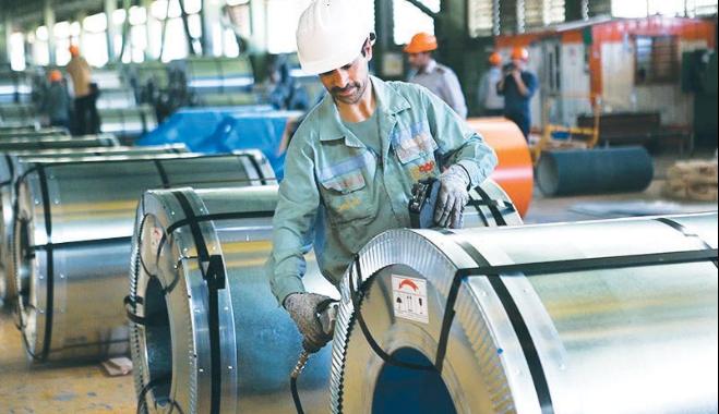 معاون اقتصادی و مالی فولادمبارکه خبر داد: رشد ۹۱ درصدی سود نسبت به مدت مشابه سال قبل