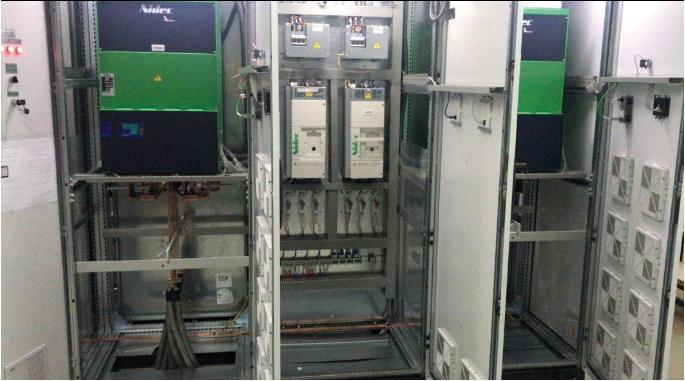 پیشرفت موفقیتآمیز پروژۀ تعویض درایوهای خط نورد گرم