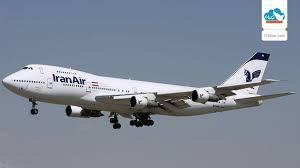 از سرگیری پروازهای اروپایی ایران ایر
