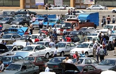 کنترل قیمت خودرو در بازار وظیفه نهادهای متولی است یا شیوع ویروس کرونا؟
