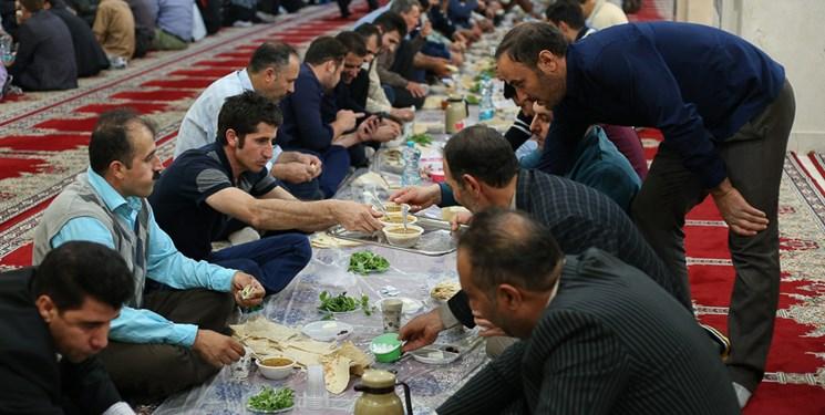 لشکر خوبان| هزینه افطار مساجد تهران به ۲۵ هزار نیازمند میرسد