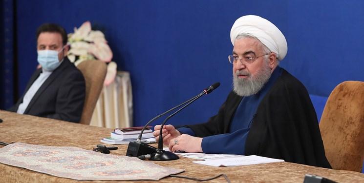 رئیسجمهور: مراکز مذهبی مناطق سفید کشور بازگشایی میشود