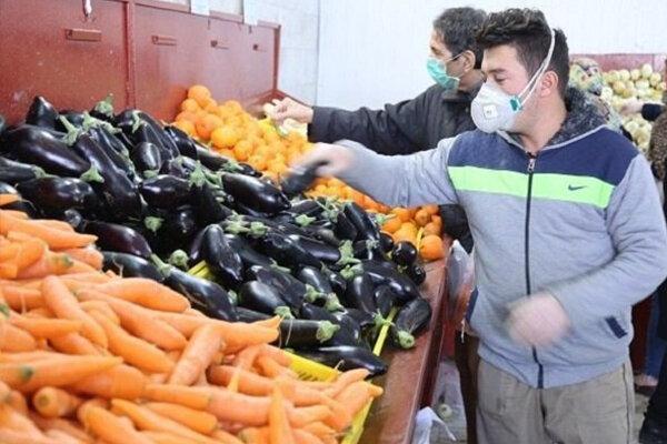 کرونا مصرف چه محصولاتی را در میادین میوه و تره بار افزایش داد؟