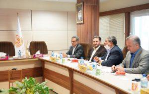 تقویت تعاملات در دستور کار بانک ملت و شرکت ملی مس ایران