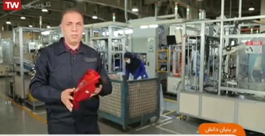 کروز، تولید کننده محصولات با کیفیت و مطمئن خودرو