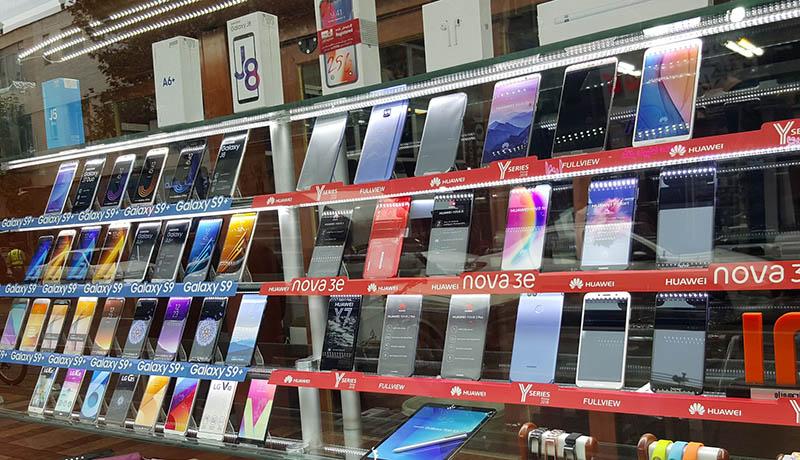 ۶ شرکت ایرانی، موبایل تولید میکنند/ آیا اینترنت ایران گران است؟