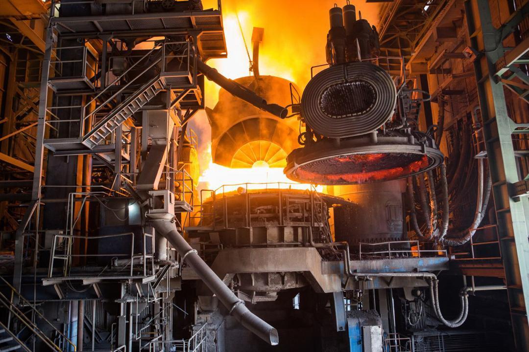افزایش ۴۰ درصدی تولید و ۳۰ درصدی صادرات فولاد بناب در سال جهش تولید