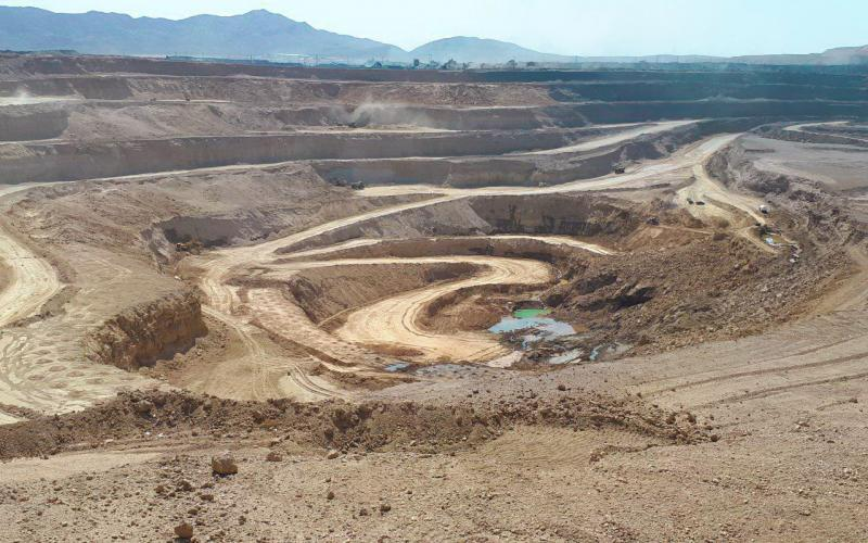 افزایش ۲۱۶ درصدی تولید سنگ آهن در شرکت فراوری صنایع و معادن ماهان سیرجان