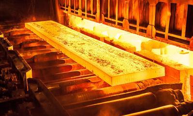 تولید ۴۴ درصد فولاد خام کشور در گروه فولاد مبارکه