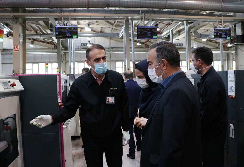 رییس مرکز ساخت داخل وزارت صمت: قطعه سازی کروز در زمینه ی کیفیت، عمق ساخت داخل و کمیت بسیار توانمند است