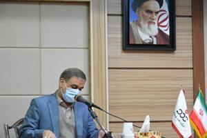 نشست مدیران حراست شستا در شرکت نفت پاسارگاد