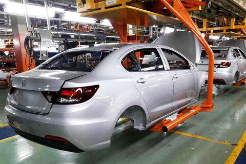 تولید بیش از ۴۲۰ هزار دستگاه خودرو در سال ۹۹ در گروه خودروسازی سایپا/