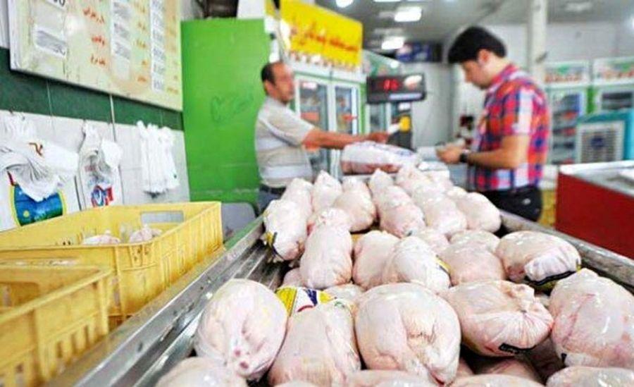 نقش وزارت صمت در گرانی مرغ
