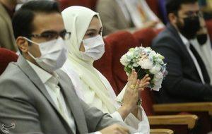 (جشن ازدواج دانشجویی در دانشگاه شهید بهشتی