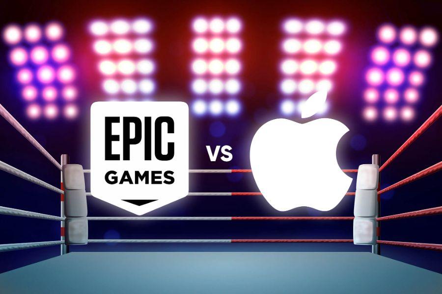 ادعای اپیک علیه اپل چیست؟