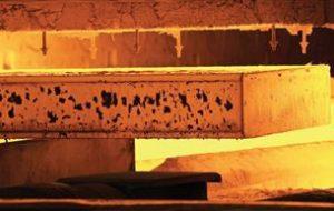 در دوماهه نخست امسال انجام شد؛ تولید ۸۶ درصد اسلب کشور توسط گروه فولاد مبارکه