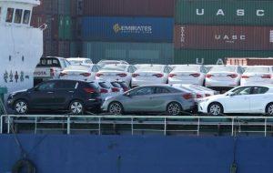 (اقدام مجلس انقلابی برای دهک ثروتمند با تسهیل واردات خودروهای لوکس 